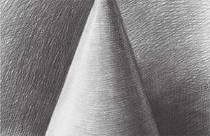 素描圆锥体的画法