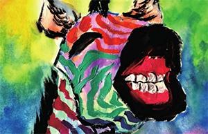 少儿美术系列教程-斑马的幻想