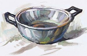 美术联考怎样画水粉有利于拿分及考试时间安排