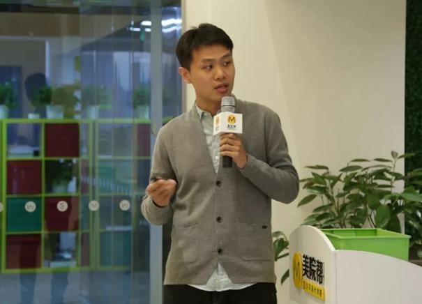 孙天龙老师发表讲话