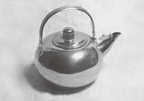 圆形不锈钢水壶