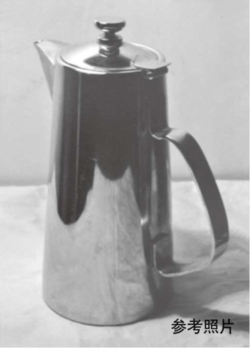 柱形不锈钢水壶