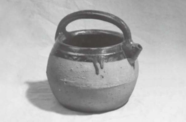 土陶壶图片