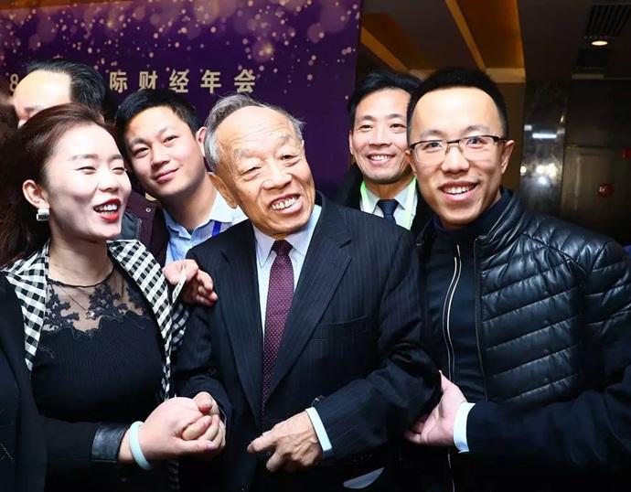 外交部原部长李肇星与美院帮CEO张琰