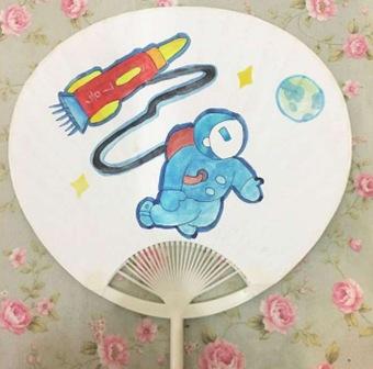 我想当宇航员