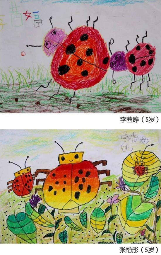 儿童绘画作品