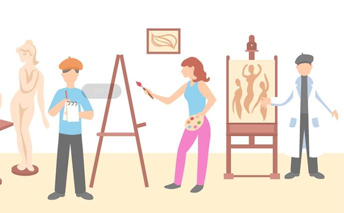 专业造型基础美术