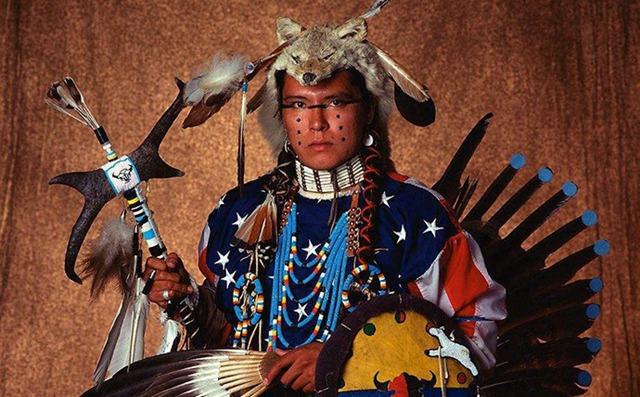 我眼中的印第安人