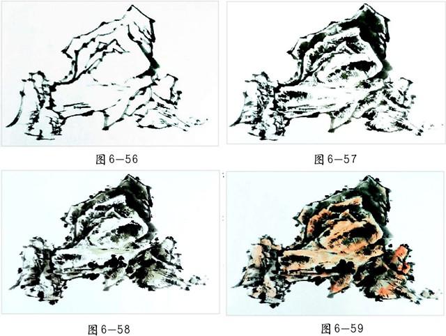 石头的画法