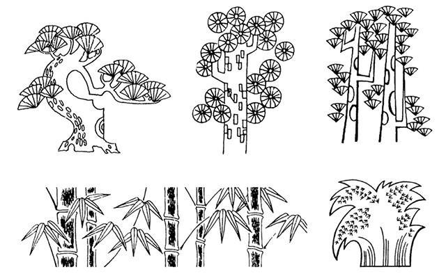 素描树的画法