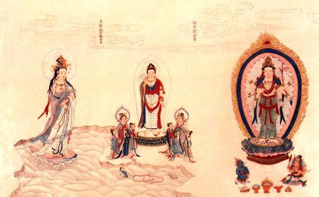 仙佛神话人物技法