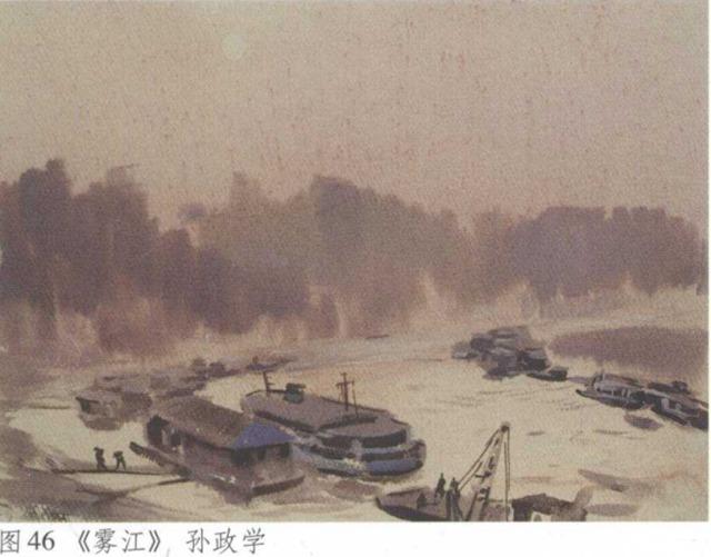 图46雾江