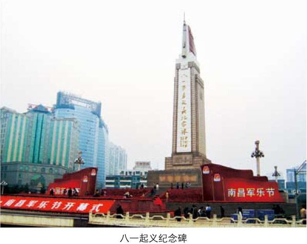 八一纪念碑