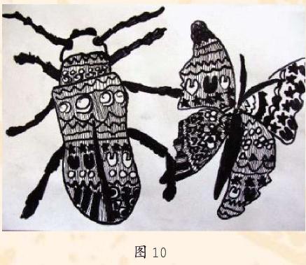 幼儿美术作品欣赏图10