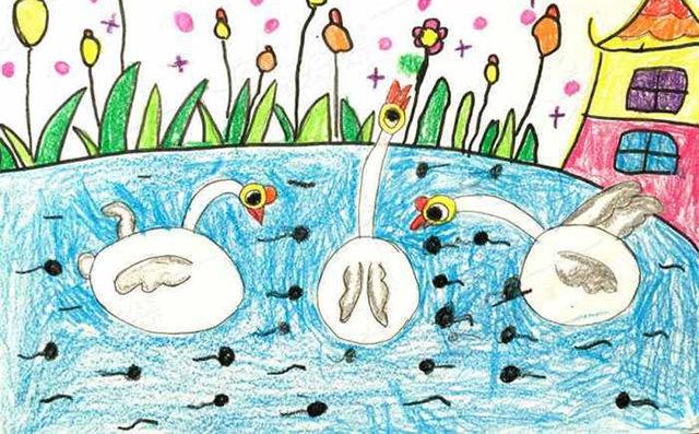 幼儿美术教育作品