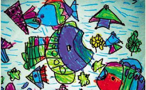 幼儿美术作品