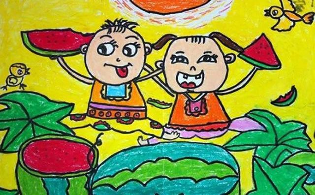 孩子画画时老是讲话怎么办