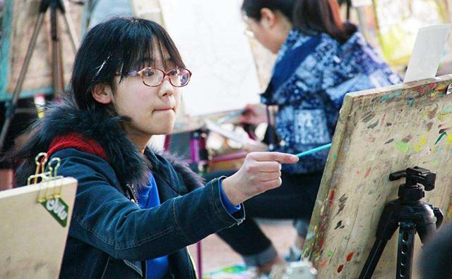 美术高考生填报志愿的原则及特点