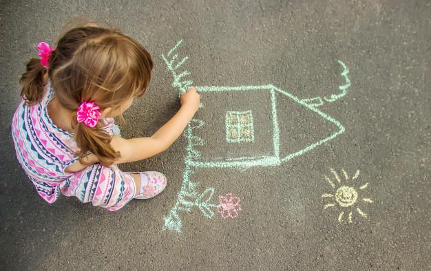 幼儿图画攀比心理的表现