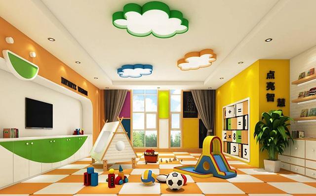 如何设计幼儿园环境