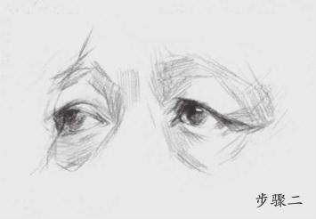 素描眼睛怎么画(2)