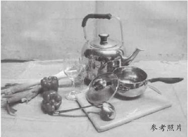 金属器皿图片