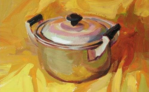 色彩铝锅的衣现技法解析(6)