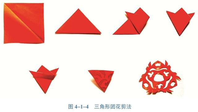 对称图形的剪法(2)