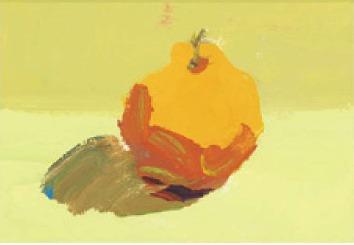 色彩橘子的画法(3)
