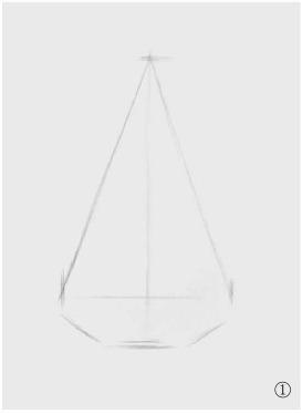 圆锥体结构怎么画(1)