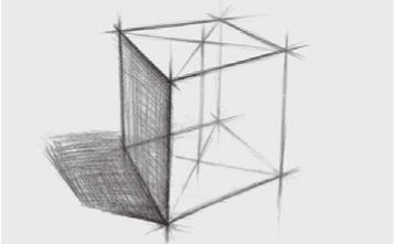 正方体结构怎么画(4)