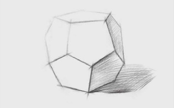正三角形多面体的画法(3)