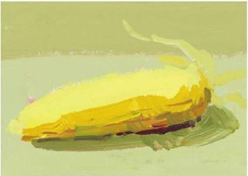 色彩玉米的画法(3)