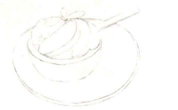 儿童鲜橙怎么画(1)