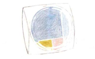 儿童小闹钟怎么画(2)
